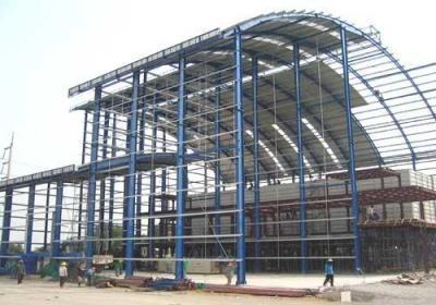 Thiết kế nhà xưởng khung thép