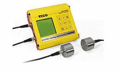 Thiết bị thí nghiệm và kiểm định công trình xây dựng: Máy siêu âm bê tông Tico