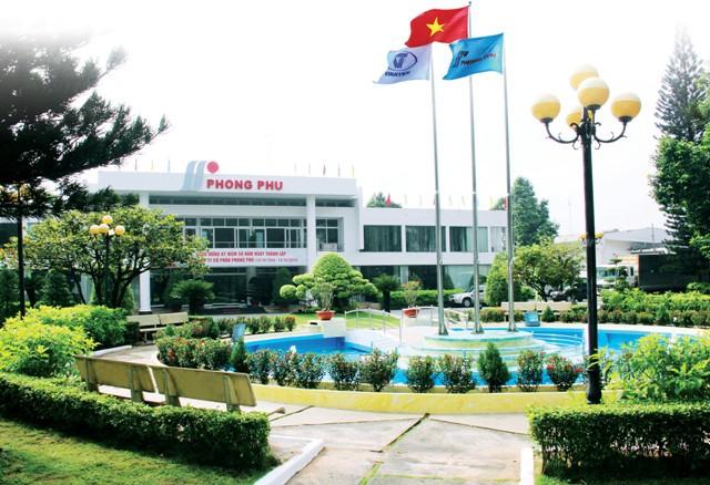 PHONG PHU - LONG AN EXPORT GARMENT FACTORY