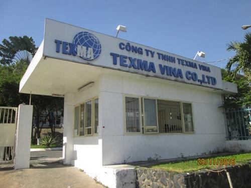 TEXMA VINA CO,.LTD