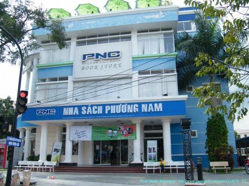 PHUONG NAM BOOKSTORE