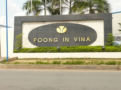 POONG IN VINA COMPANY LIMITED BRANCH