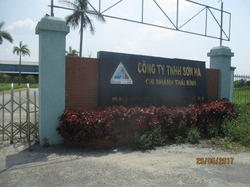 BRANCH OF SONHA CO., LTD IN THAI BINH