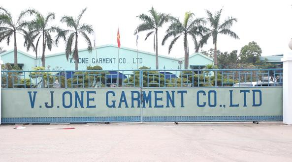 V.J.ONE GARMENT CO., LTD