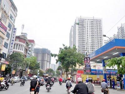 Xây cao ốc cần đánh giá tác động giao thông