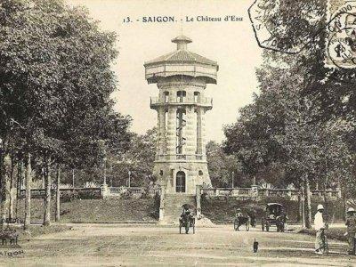 Người Sài Gòn lần đầu được biết đến nước máy sạch từ khi nào?
