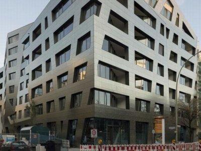 Tòa nhà căn hộ mới ở Berlin có khả năng thanh lọc không khí thành phố