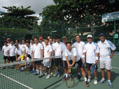 Thư mời tham dự giải Tennis ICCI