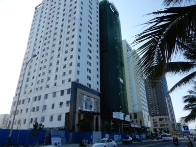 Đà Nẵng: Không hợp thức hóa xây dựng sai phạm 130 phòng của khách sạn Royal Era 1
