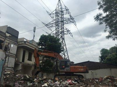 Đình chỉ thi công nhà thầu không bảo đảm an toàn về điện