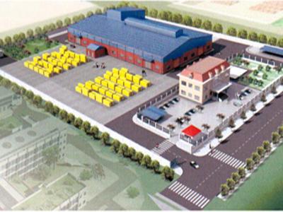 Nội dung bản vẽ thiết kế nhà xưởng công nghiệp