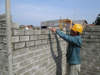 Quy định sử dụng vật liệu xây không nung trong các công trình xây dựng