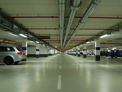 Các dự án ở Hà Nội bắt buộc phải có hầm để xe