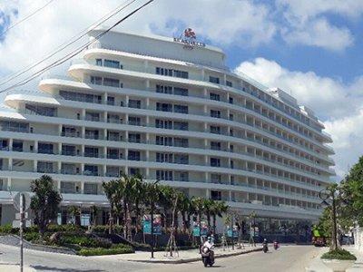 Khách sạn 5 sao ở Phú Quốc bị 'cắt ngọn' vì xây sai phép