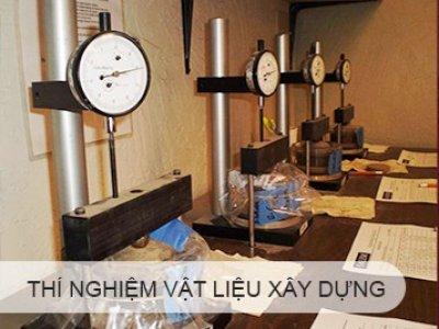 Vai trò của công tác thí nghiệm và kiểm định chất lượng công trình