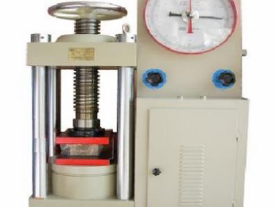 Các thiết bị thí nghiệm và kiểm định công trình xây dựng