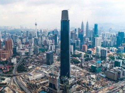 Mục sở thị tòa nhà vượt qua Landmark 81, chiếm ngôi cao nhất ĐNA