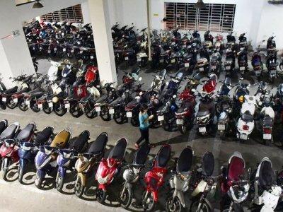 HoREA phản hồi về đề xuất khu để xe tách biệt tại các chung cư