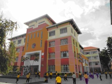 Cao Ba Quat elementary School
