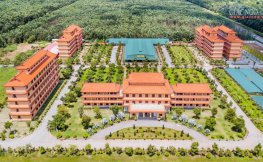 THE VIETNAM BUDDHIST UNIVERSITY IN HCM CITY