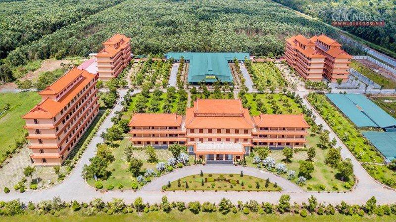 THE VIETNAM BUDDHIST UNIVERSITY IN HCM CITY