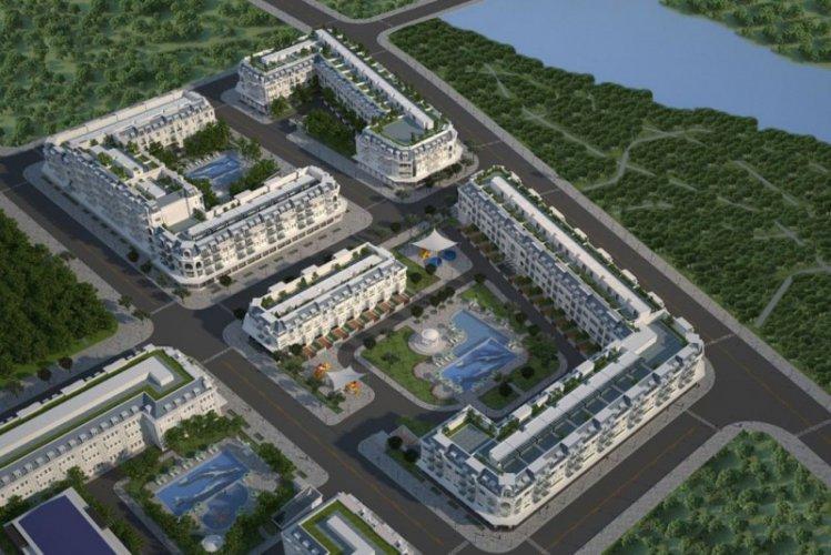THỦ THIÊM LAKE VIEW TOWER 1