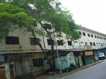 The O warehouse