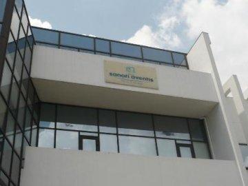 Sanofi avetis Pharmaceutical factory