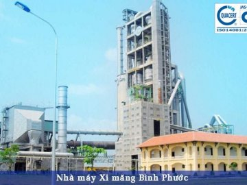 BINH PHUOC CEMENT FACTORY