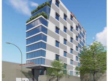 CAO ỐC VĂN PHÒNG VINA BUILDING