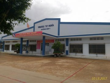 VINATEX TU NGHIA GARMENT CO., LTD